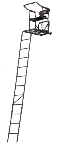 Big Game Cr4200 16 Foot Executive Ladder Stand Review