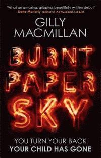 Burnt Paper Sky (häftad)