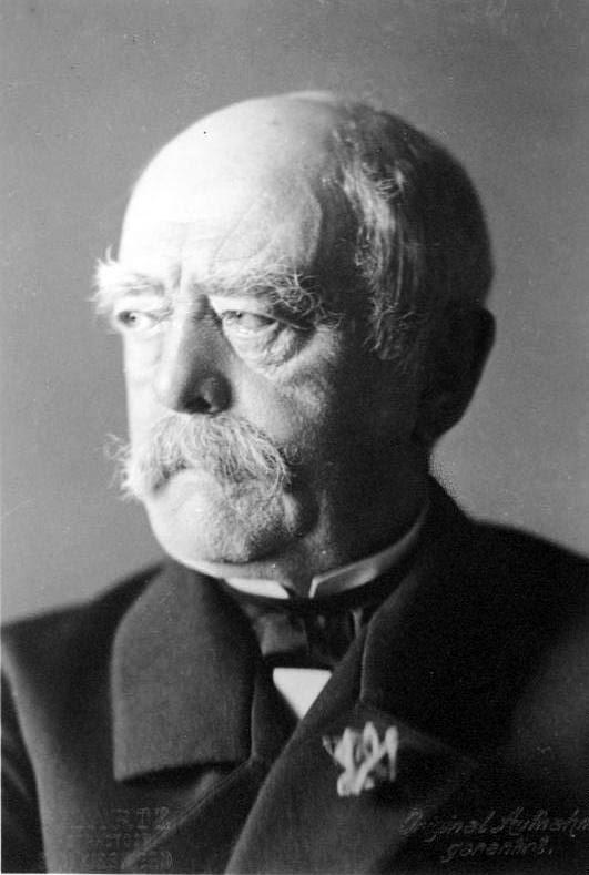 Jacques Pilartz: Otto von Bismarck