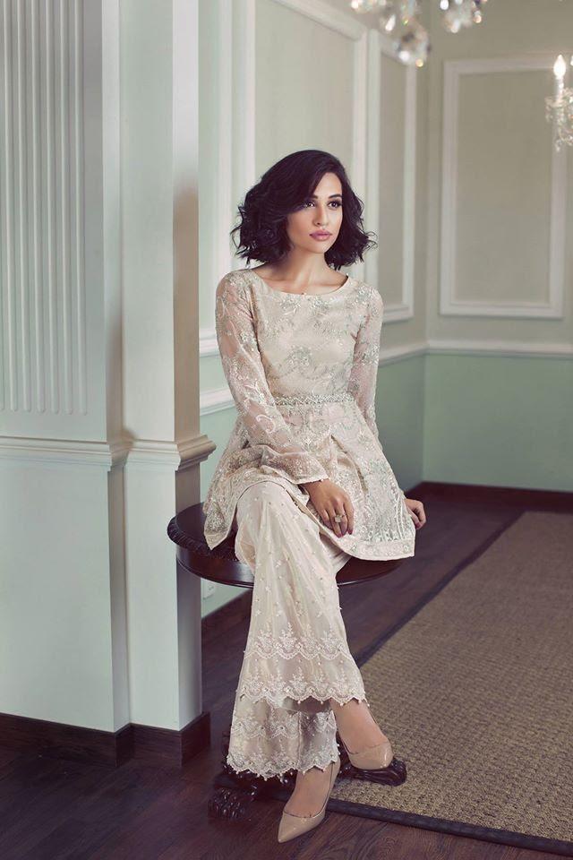 latest pakistani partywedding wear dresses 2017 for women