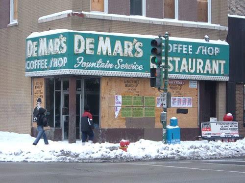 DeMar's Coffee Shop Restaurant