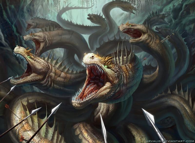 Hydra of Lerna
