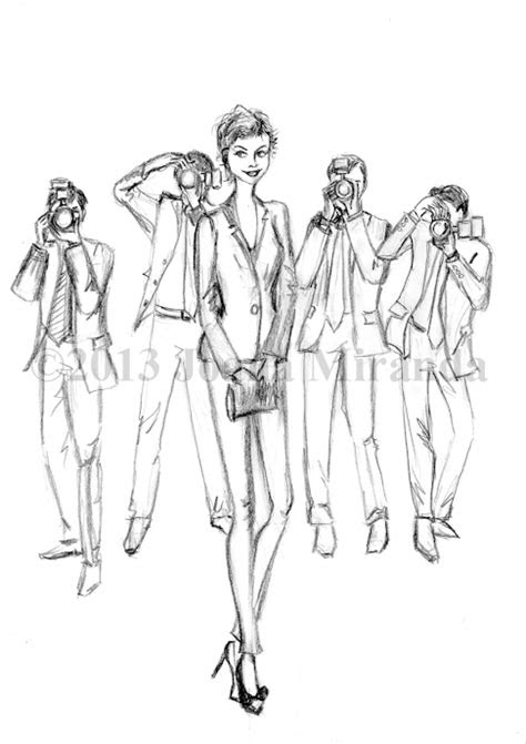 Skinny Person Drawing at GetDrawings | Free download