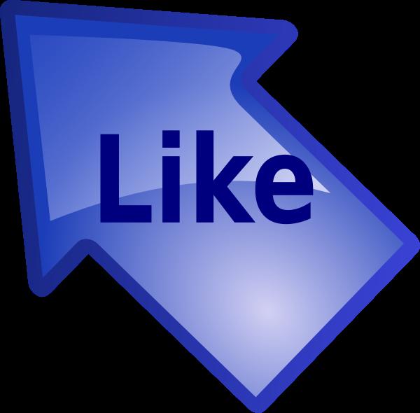 Like Arrow Clip Art at Clker.com - vector clip art online, royalty free & public domain