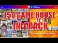 Download: 150 GAME HOUSE Full For PC