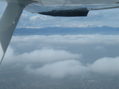 IFR scattered clouds picture