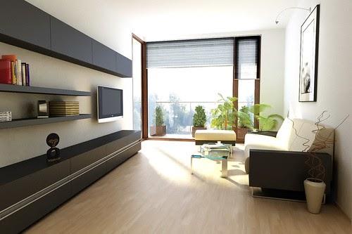 Minimalist interior design minimalist style living room for Minimalist style living room