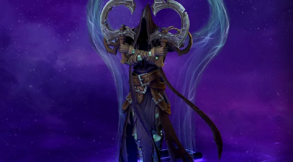 Diablo's Malthael is coming to Heroes of the Storm screenshot