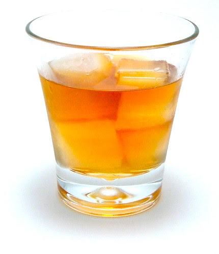 Double Bourbon (Rocks)