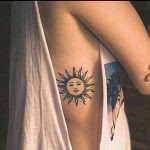 80 Tatuajes Del Sol Que Te Querrás Hacer Tatuajes Geniales