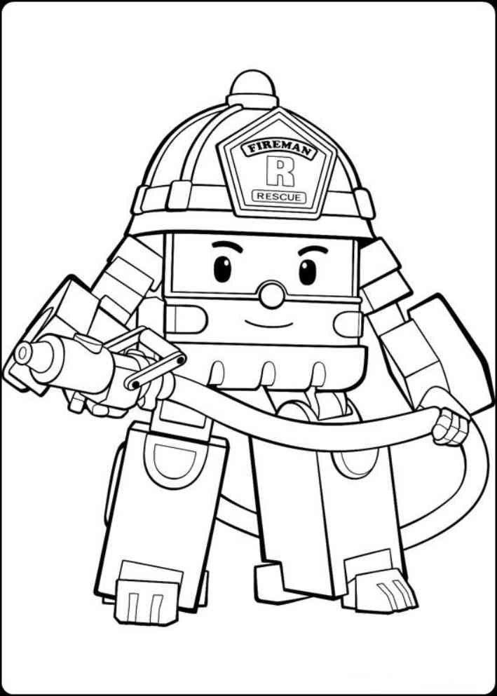 Sketsa Mewarnai Gambar Robot Auto Electrical Wiring Diagram