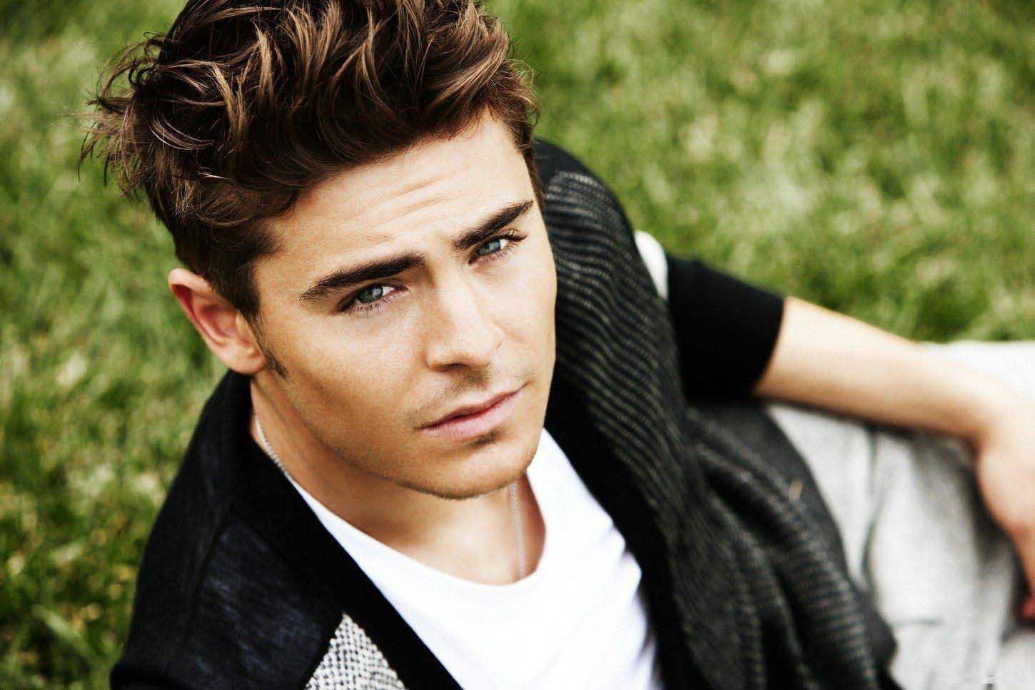 Zac Efron Hd Wallpapers For Desktop Download