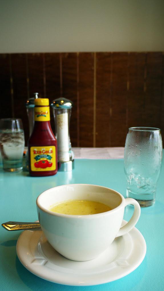 delmonico corn chowder