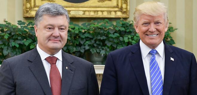 Порошенко сказал, что подготовил Трампа к встрече с Путиным - Фото