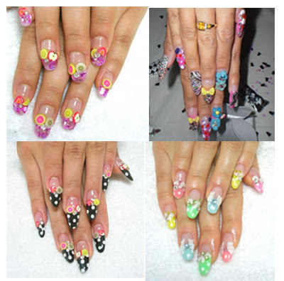It s a way of doing nail art