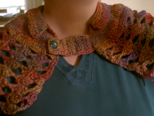Capelet is finished