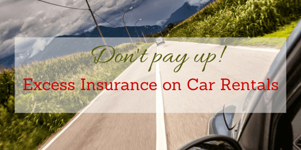 Travel Tip: Be Careful when renting a car with a high ...