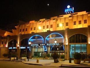 Hotel Zentral Mayoral Toledo