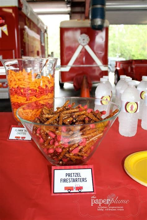 """1000  images about """"Fire Truck"""" Themed Party on Pinterest"""