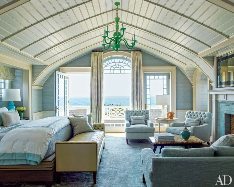 A Stunning Hamptons House with Modern-Meets-Victorian ...