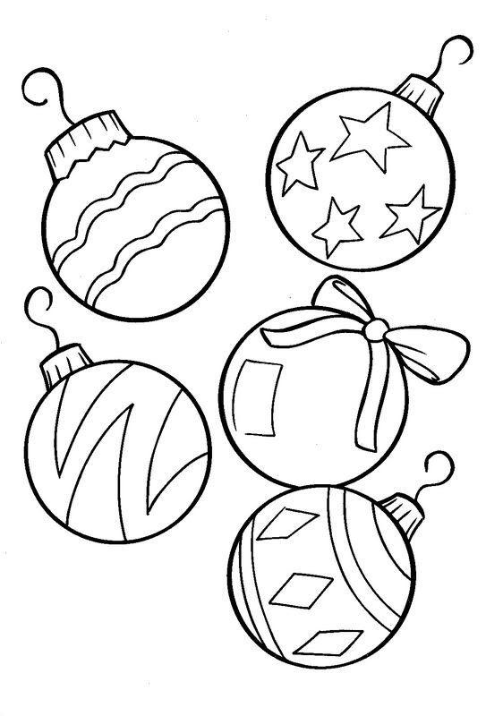 Palle Di Natale Da Stampare E Colorare Campobassopellicce