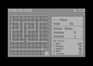 Pipes - Geos Games - Disco 2