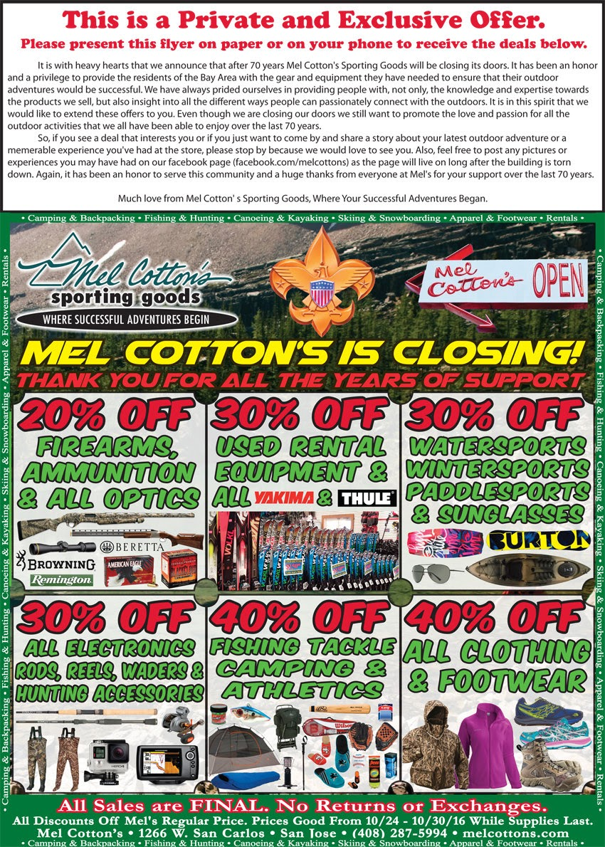 Fwd: Camping Gear Liquidation Sale for Scouts - Google Groups