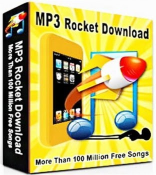 MP3 Rocket Download 2.3 Portable free download