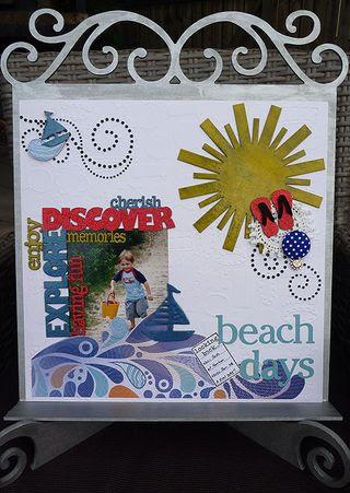 Sandra beach-days