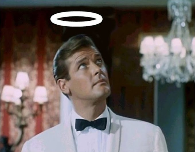 roger moore #moviestar