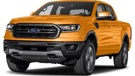 2020 Ford Ranger Wheels Review