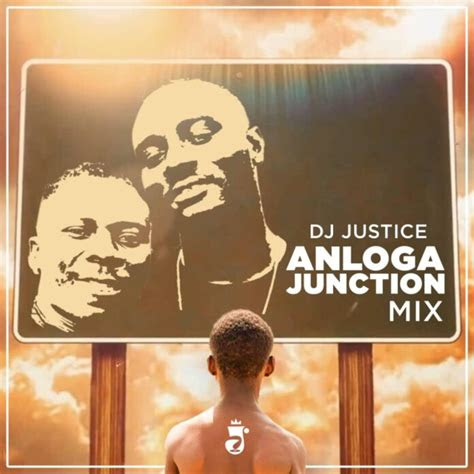 dj justice releases official mix  stonebwoys anloga