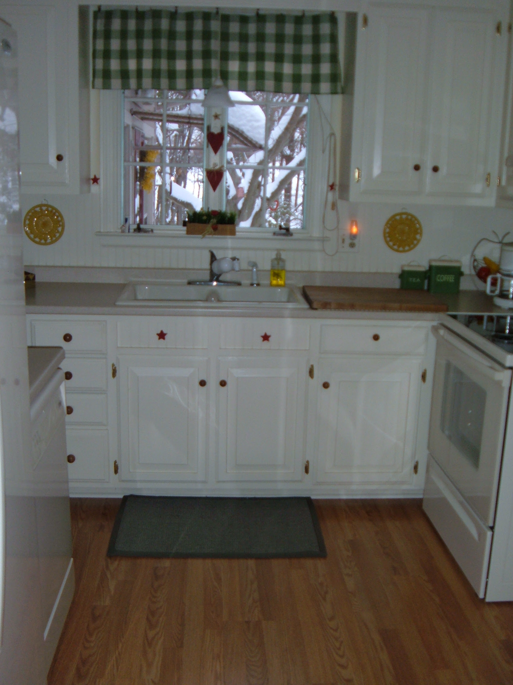 Cabinets for Small Kitchen