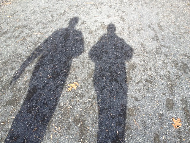 our shadows