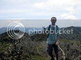 soon kwong 真大胆,竟然敢站在那么高的地方拍照 =.=