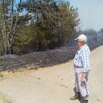 Edition de Toul | Avrainville : chaumes et broussailles en feu