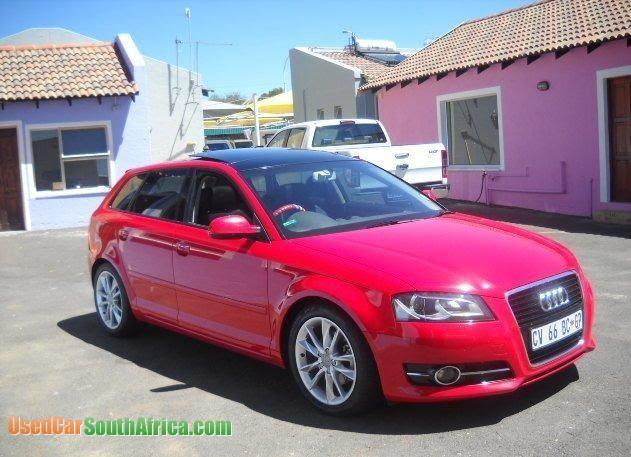 Audi A3 2013 For Sale In Gauteng