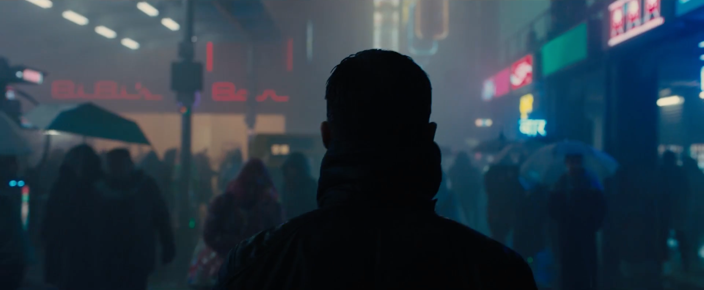 Image result for BLADE RUNNER 600X200