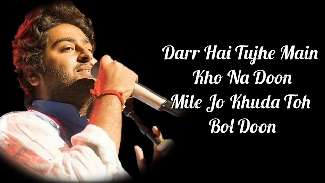 Salamat Full Song Lyrics – Sarbjit - Arijit Singh, Tulsi Kumar Lyrics
