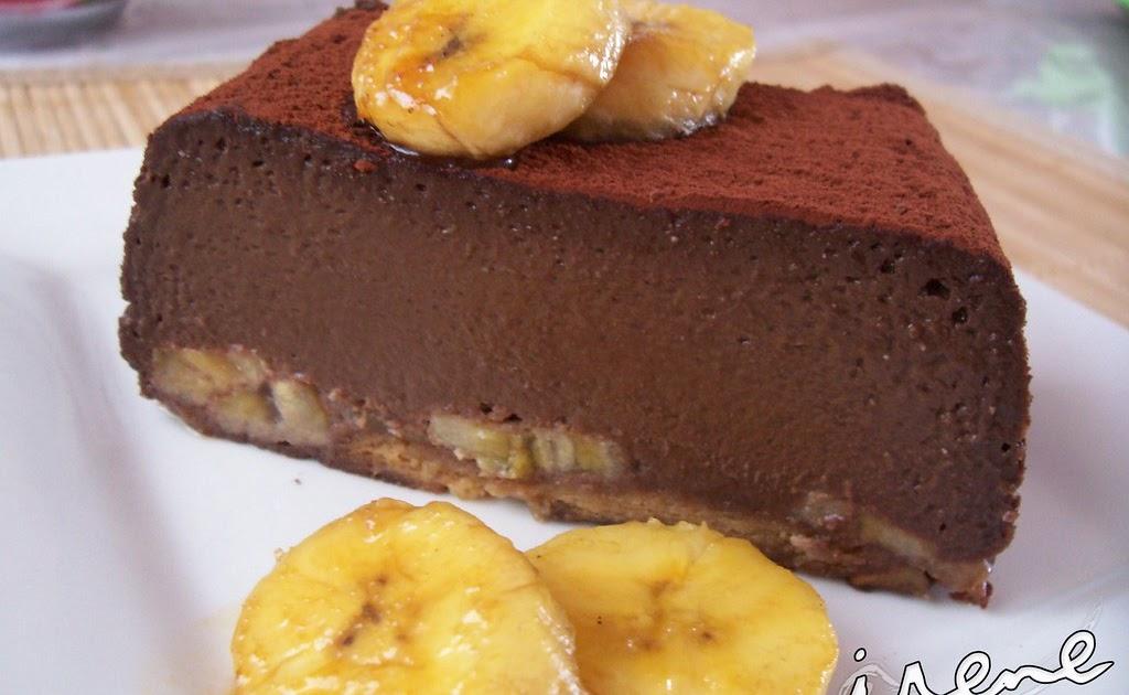 La cocina casera de irene pudin de chocolate y frutas for La cocina casera