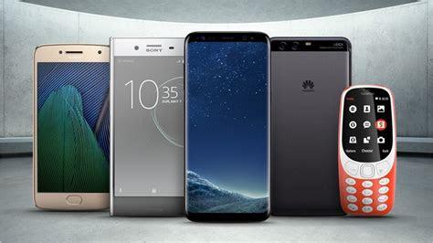 neue smartphones  samsung huawei sony
