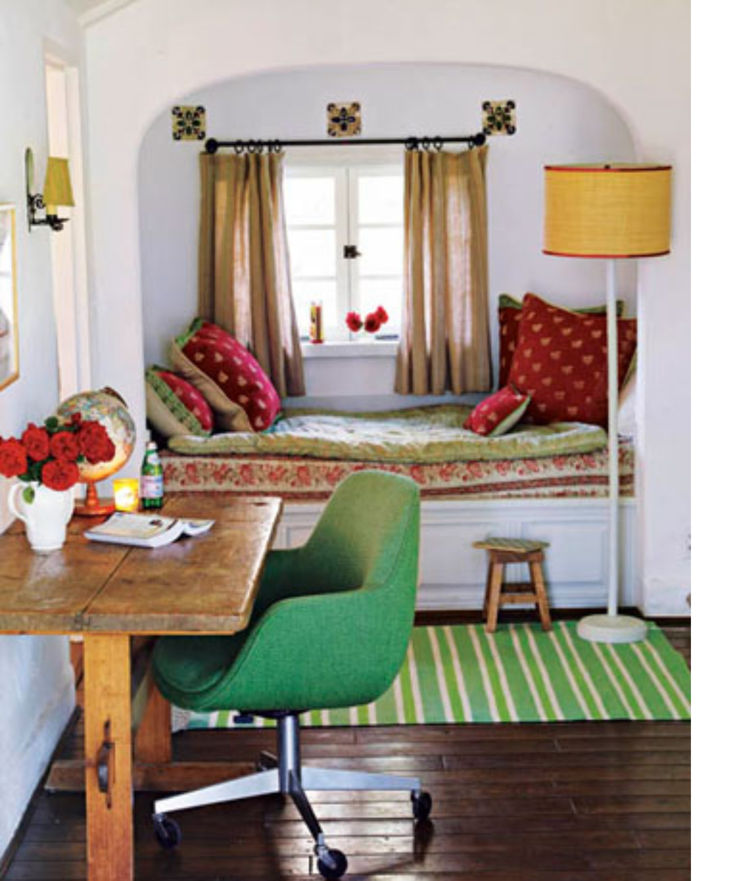 room of the week] Spanish bohemian guest room(s) | ~inspiration ...