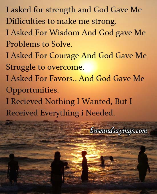 Quotes About God Gave Me You 38 Quotes