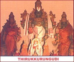 Sri Nindra Nambi Perumal Temple - Thirukkurungudi