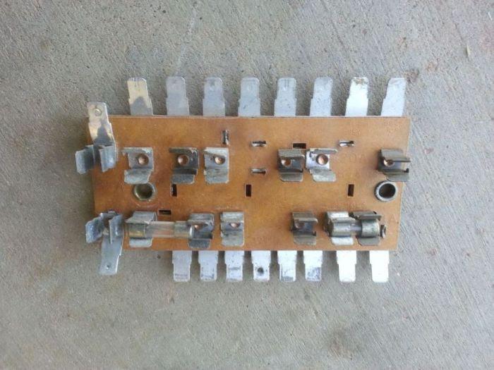 Amc Amx Fuse Box