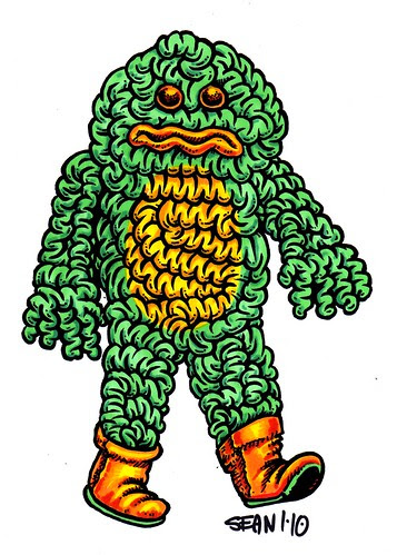 Wiggles Green
