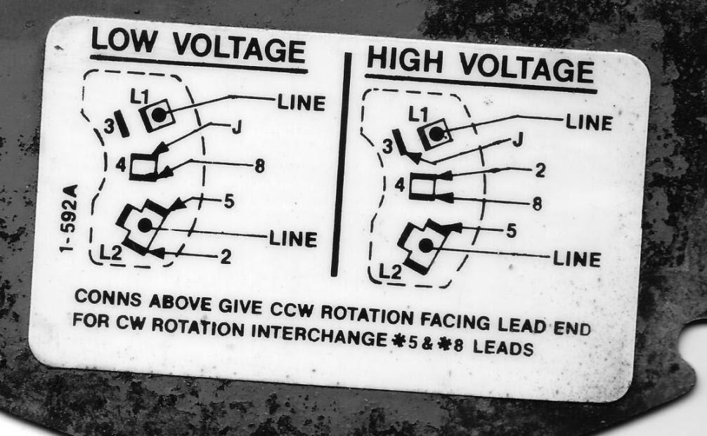 31 Baldor Electric Motors Wiring Diagram