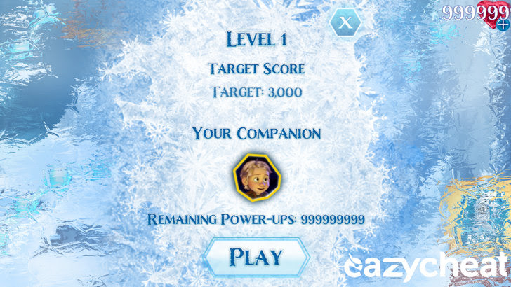 Frozen Free Fall v3.9.1 Cheats