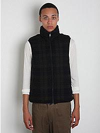 Ts(s)  Reversible Down Vest 1
