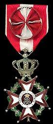 Grand Officer: Badge